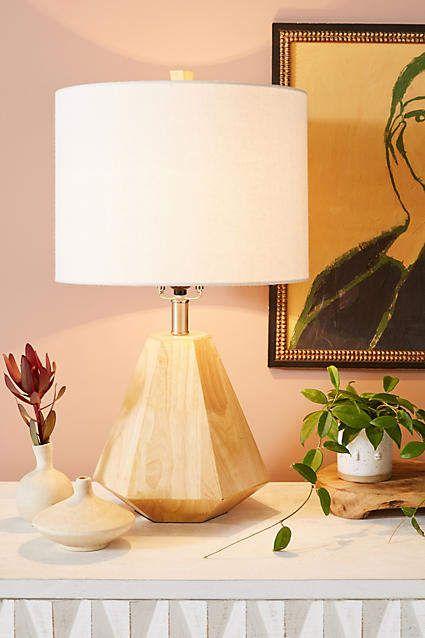 Anthropologie Grayson Lamp Ensemble | Products | Unique ...