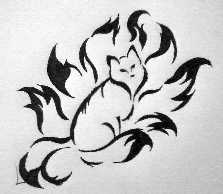 image result for nine tailed fox tattoo tattoo pinterest fox tattoos nine d 39 urso and foxes. Black Bedroom Furniture Sets. Home Design Ideas