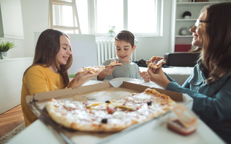 This Mom's Pizza Trick is a Genius Way to Make Young Kids Learn Important Personal Information — Working Mother #geniusmomtricks