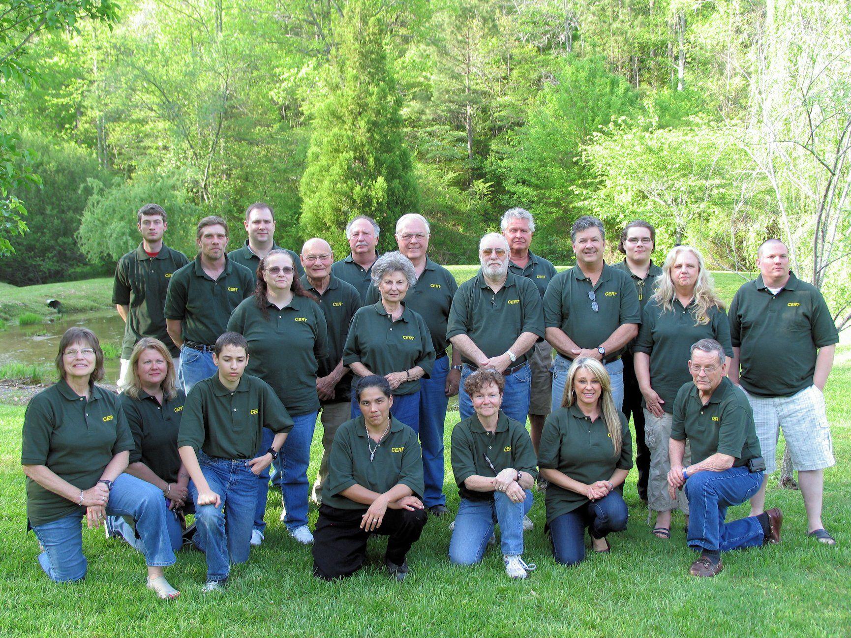 Home - Gilmer County CERT
