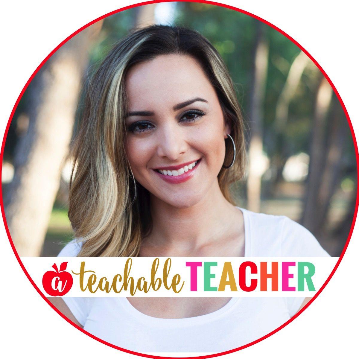 A Teachable Teacher S Amazon Page