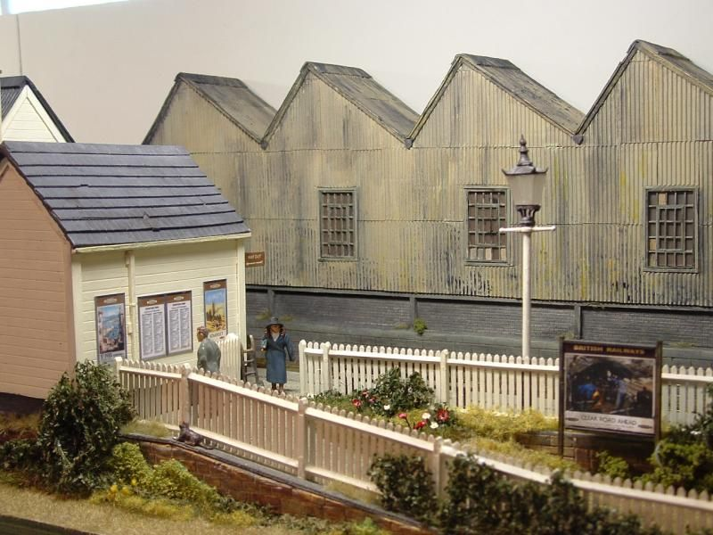 New Osney And Other 0 Gauge Micro Cameo Layouts Layout Topics Rmweb Model Train Scenery Model Railway Layout