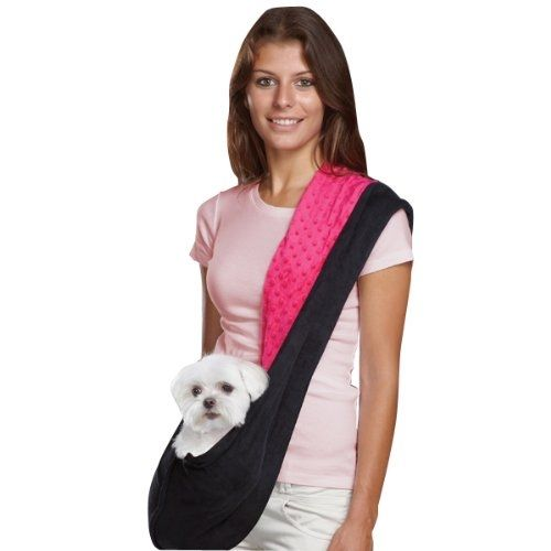 Reversible sling dog carrier diy crafts that i love pinterest pet carriers dog and doggies - Pattern for dog carrier sling ...
