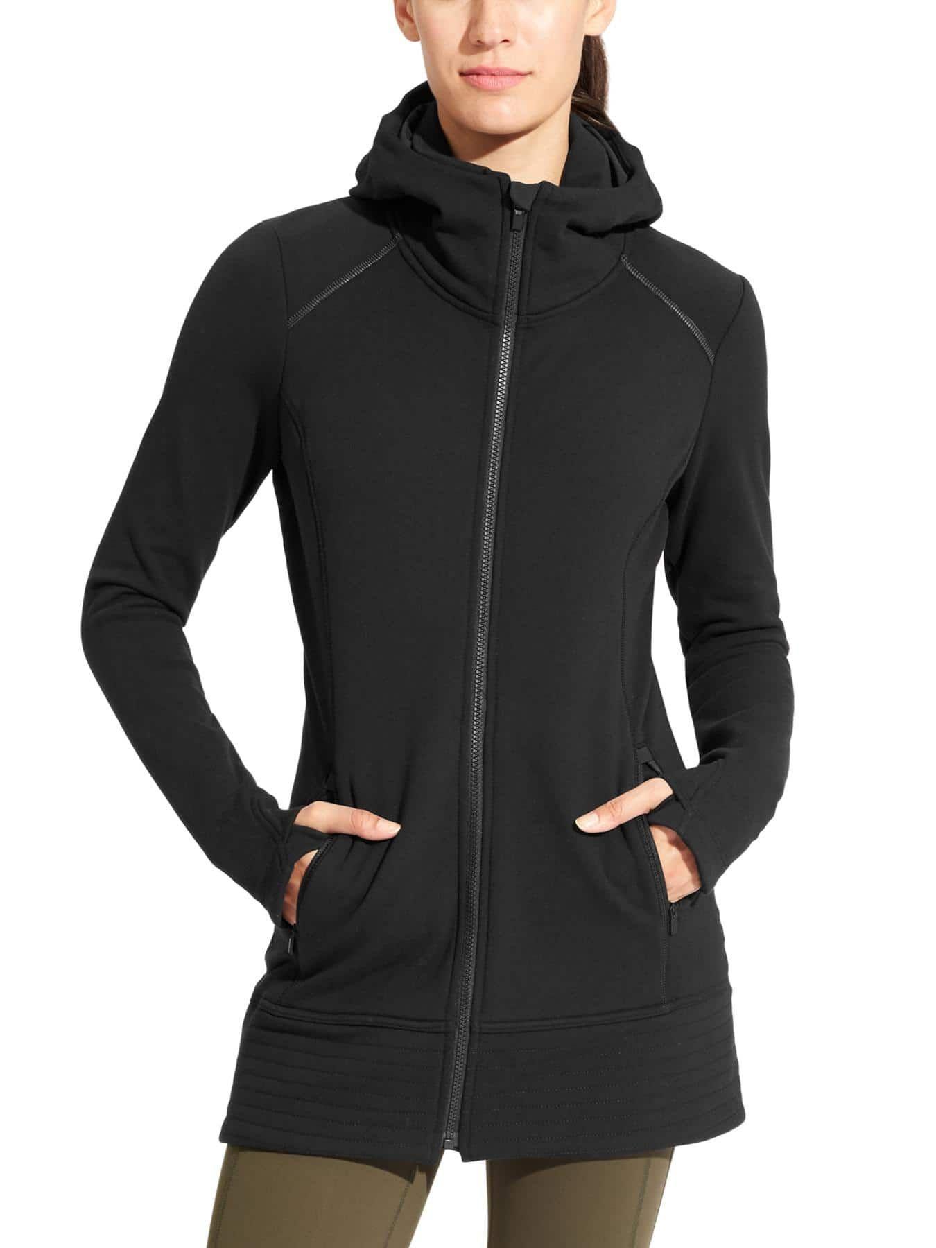 Cya Stronger Hoodie Athleta Clothes Sweatshirts Women Athleisure Outfits [ 1800 x 1350 Pixel ]