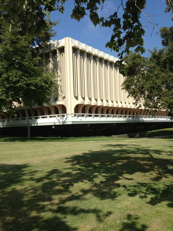 Langson Library is part of UCI Libraries offering rich resources