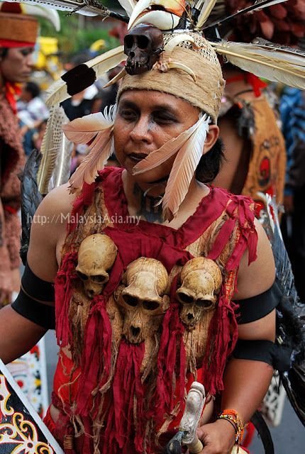 Festival Of People And Tribes In Bali Indonesia Pt 2