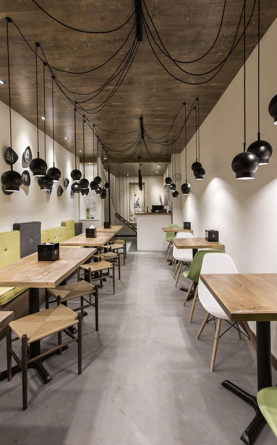 Yu fu nan restaurant beijing china indoor design 谷德设计网