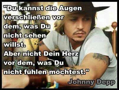 Zitat Johnny Depp | Zitate & Weisheiten =) | Quotes, Quotations