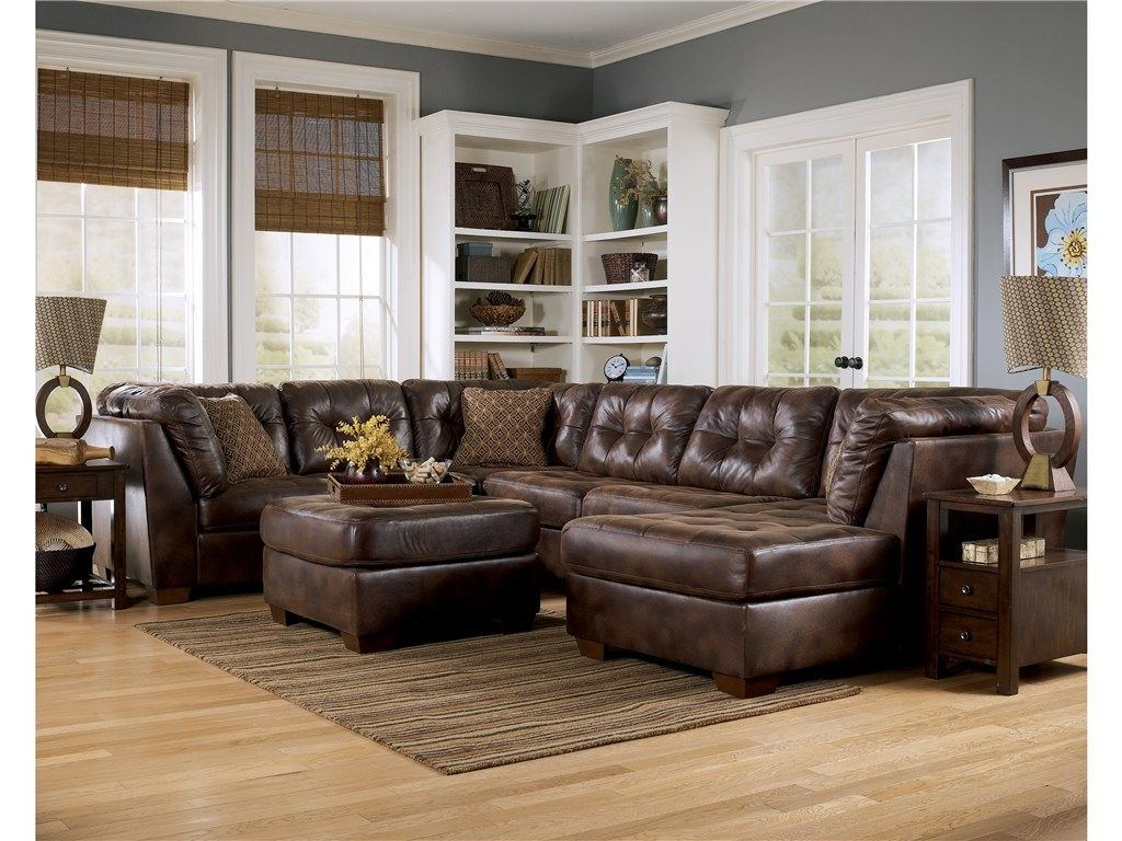 Oversized Sectional Sofas Leather