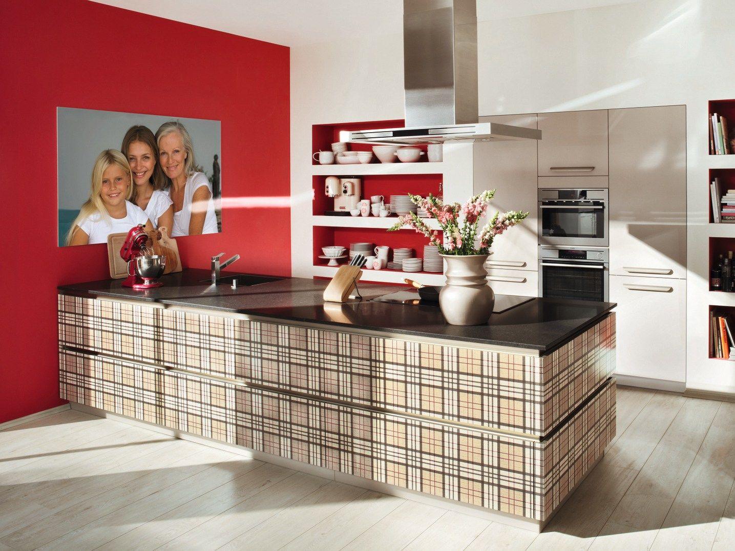 Lacquered kitchen XL 1296 by BallerinaKüchen H.E