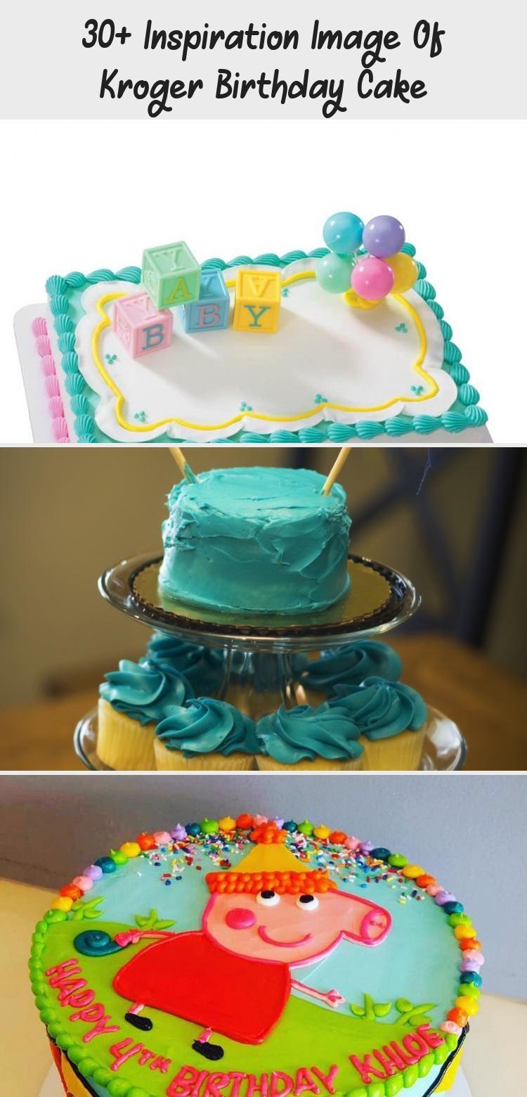 30+ Inspiration Image Of Kroger Birthday Cake Cake in