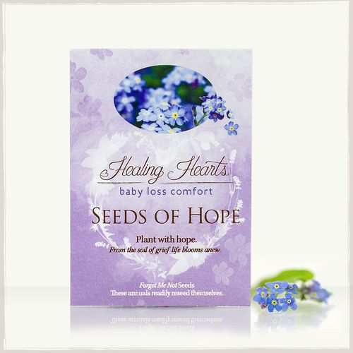 Seeds of Hope are easily sown, organic Calendula seeds to plant, grow and nurture.
