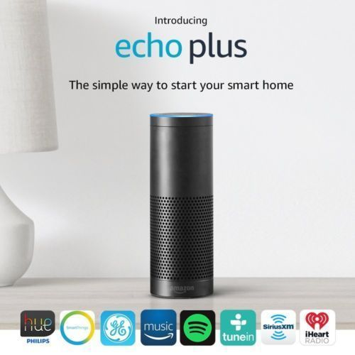 Assistant With Amazon And Built Plus Hub Echo Home Smart In DI92EH