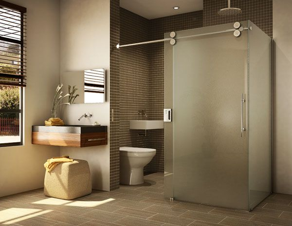 Frameless Shower Doors, Tub Enclosures, Medicine Cabinets, Glass ...