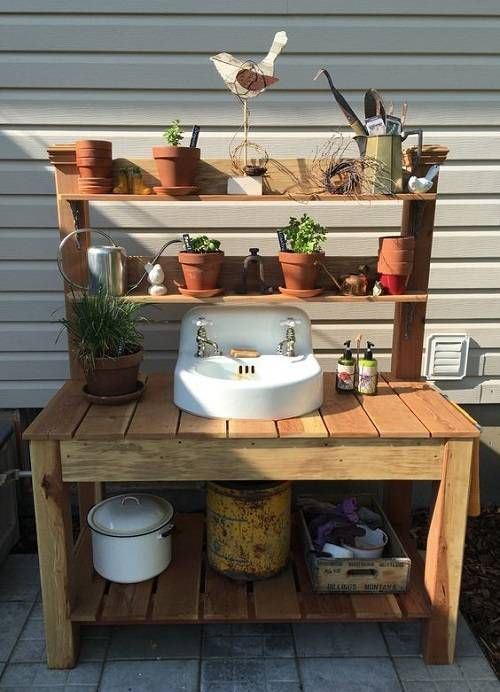 15 Meisten Unverschamten Outdoor Kuche Waschbecken Station Ideen