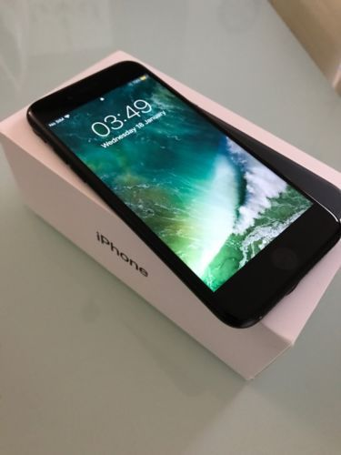 Apple iPhone 7 (Latest Model) - 128GB - Black Vodafone Smartphone https://t.co/fbIEPgeR5g https://t.co/DJg1IZ0TUH