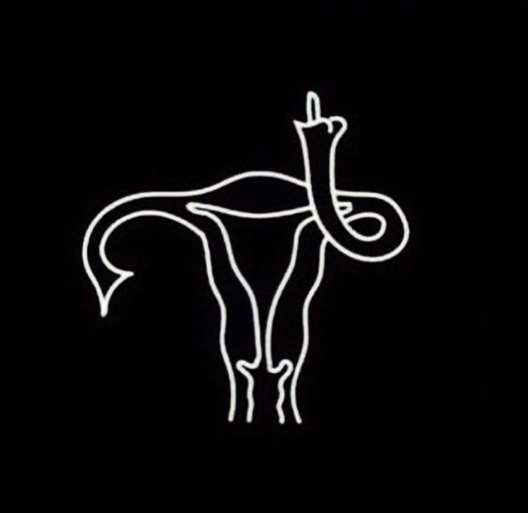 Mind your own uterus.                                                       …