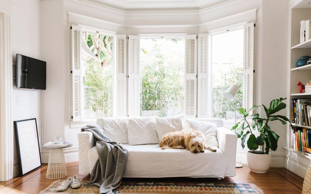 Inspiración: una casa sencilla, luminosa y familiar