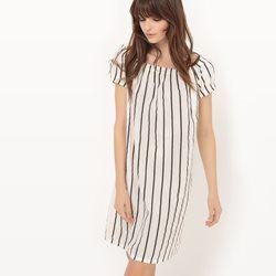 Kleid, gestreift, kurze Ärmel VERO MODA - Kleider (mit ...