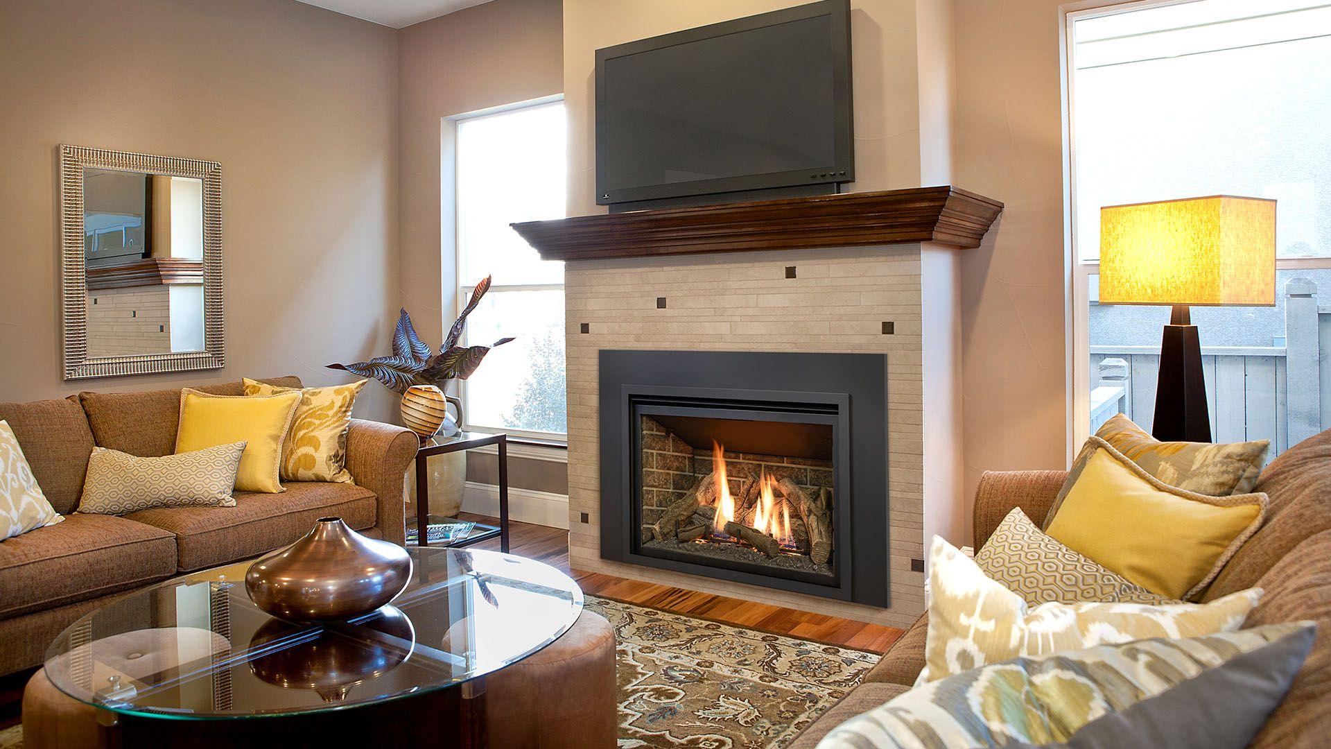 Wunderbar Amerikanischer Kamin Sammlung Von Beste Gas Heizungen - Küchen