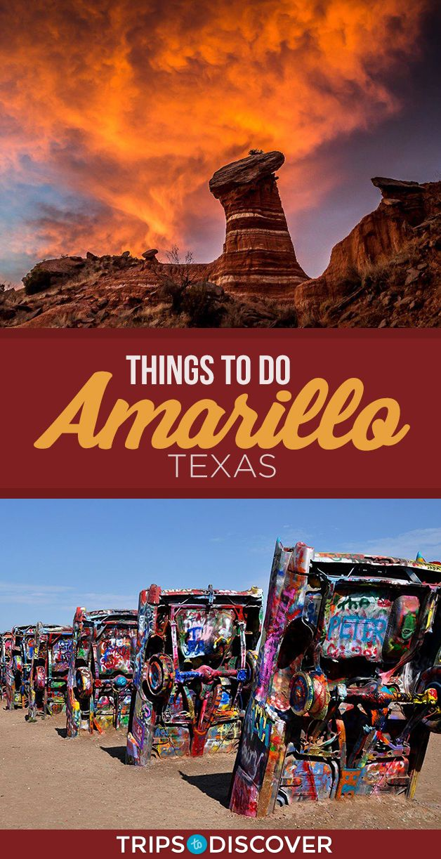 11 Best Things to Do in Amarillo, Texas - TripsToD
