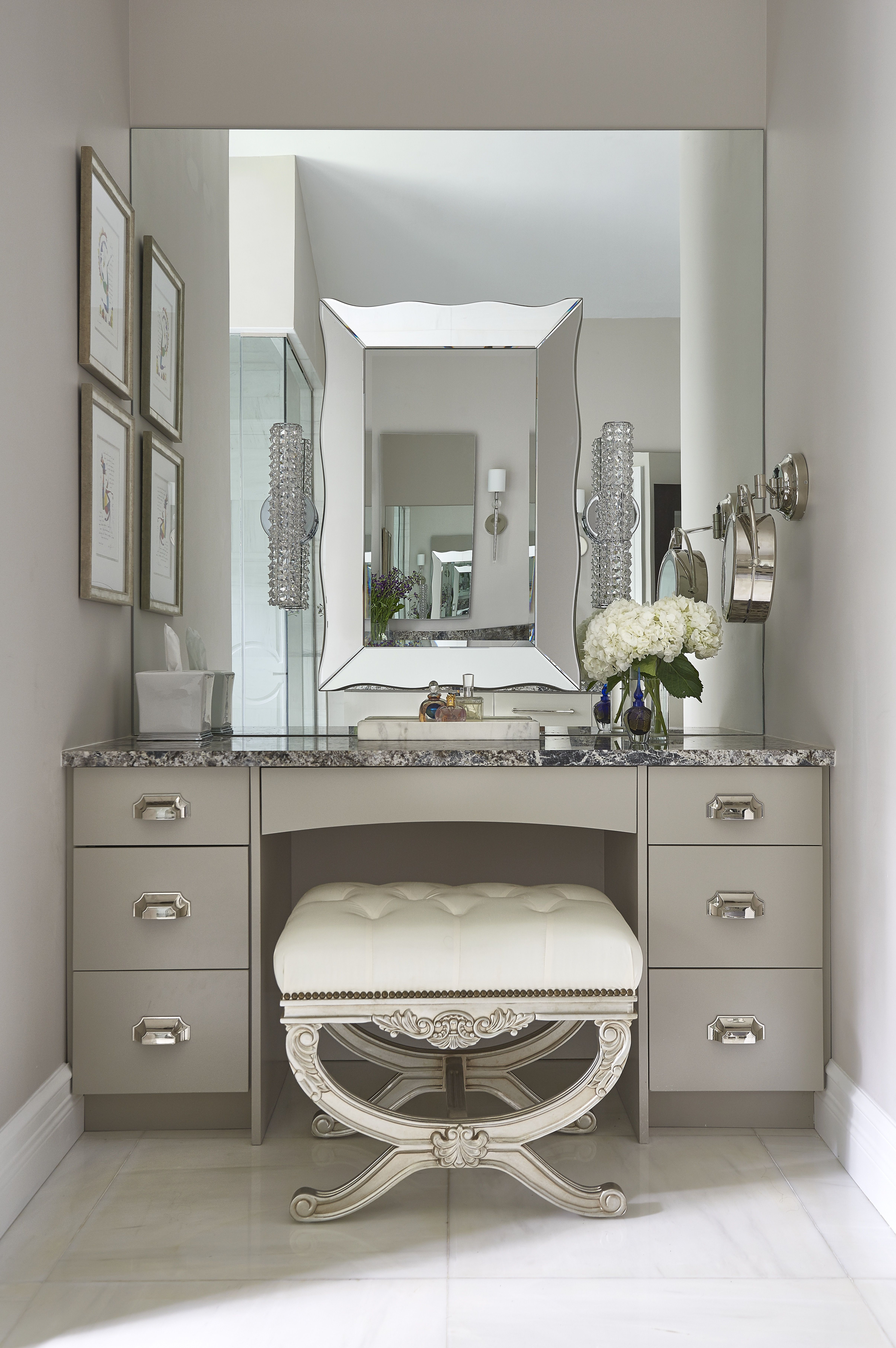 bathroom makeup chair covers and sashes hire dering hall mirror lighting vanity in 2019 with vanities master closet