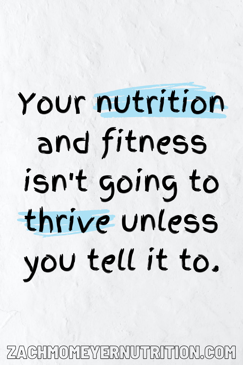 Only you get to tell you what to do, not your food or gym routine. No diet is going to help you thrive! Read more about taking back control of your nutrition and stop listening to popular trends that tell you the only way to a healthier you is to restrict the foods you want to eat. #eatwithjoy #joyfuleating #foodfirst #eatbetternotless #eatbetterfeelbetter #eatbetterlivebetter #eatrealfood #focusonthegood #foodisnottheenemy #antidiet #dietsdontwork #foodfreedom #longtermgoals #thriving
