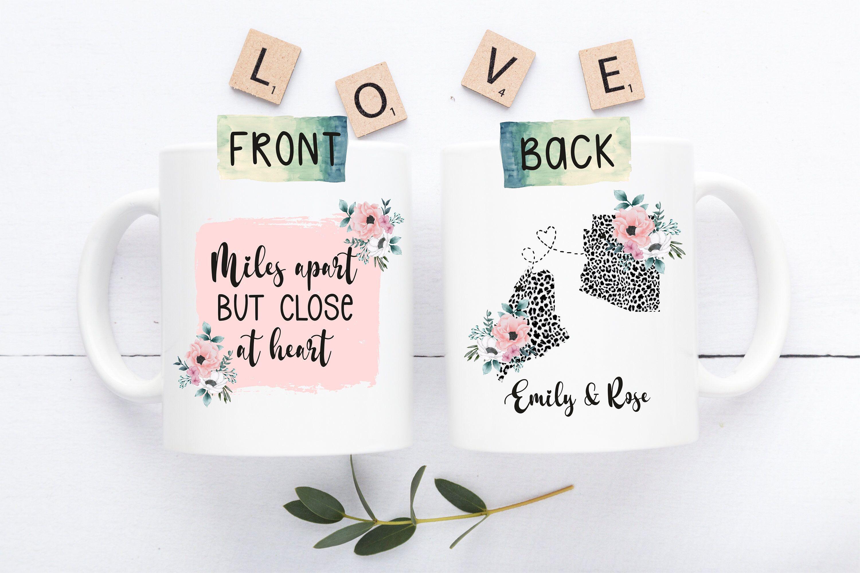 Long distance mug mothers day mug long distance sister