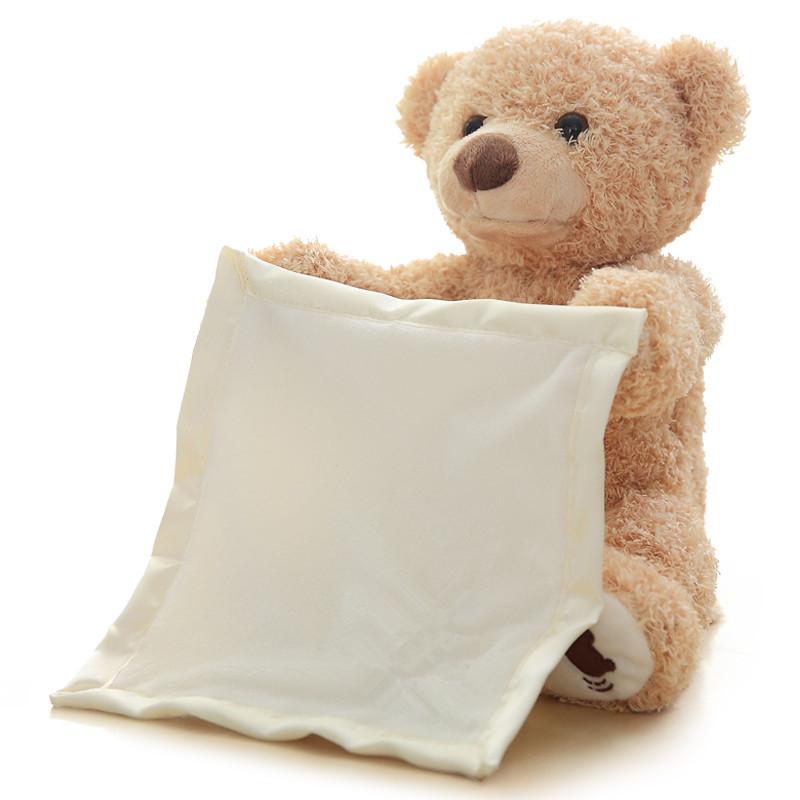 Children Specials - Peek-A-Boo Teddy Bear - Defaul