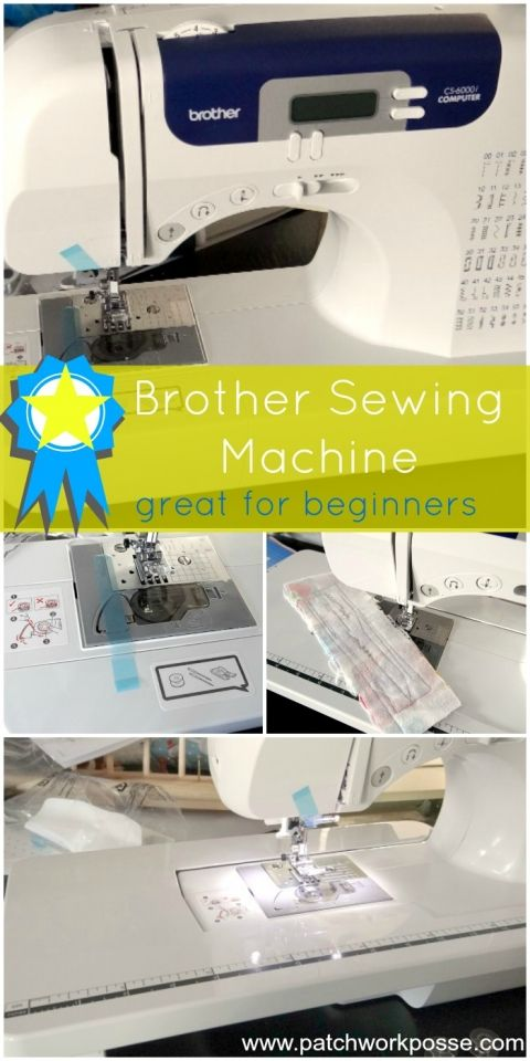 My New Brother Sewing Machine I Just Want This Pinterest Enchanting Brother Sewing Machine Quilting
