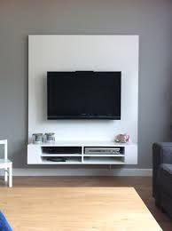 Ideeen Tv Meubel.Afbeeldingsresultaat Voor Zwevend Tv Meubel Floating Tv Cabinet