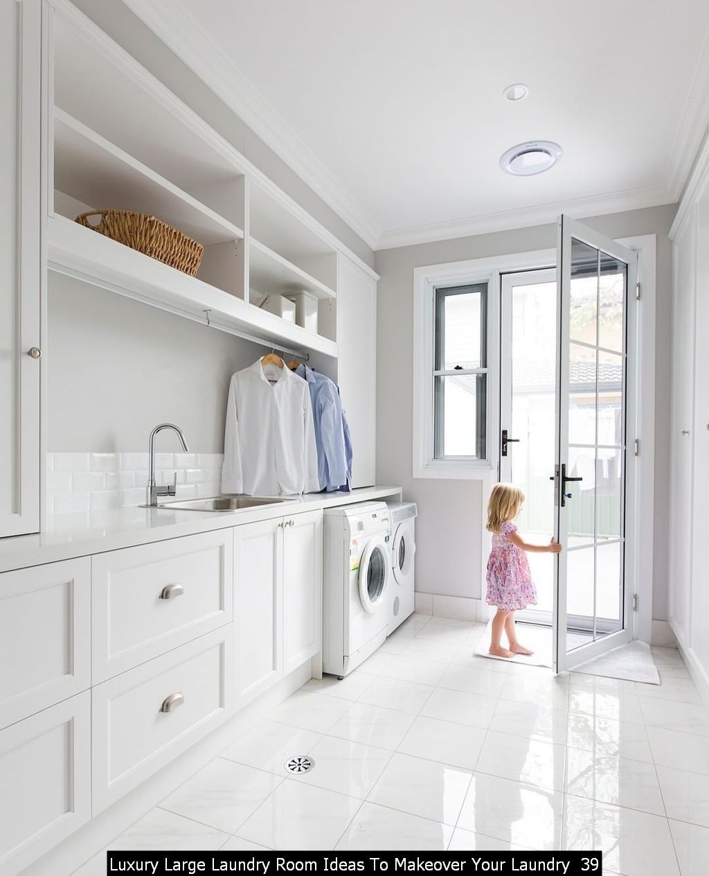 20 Luxury Large Laundry Room Ideas To Makeover Your Laundry ...