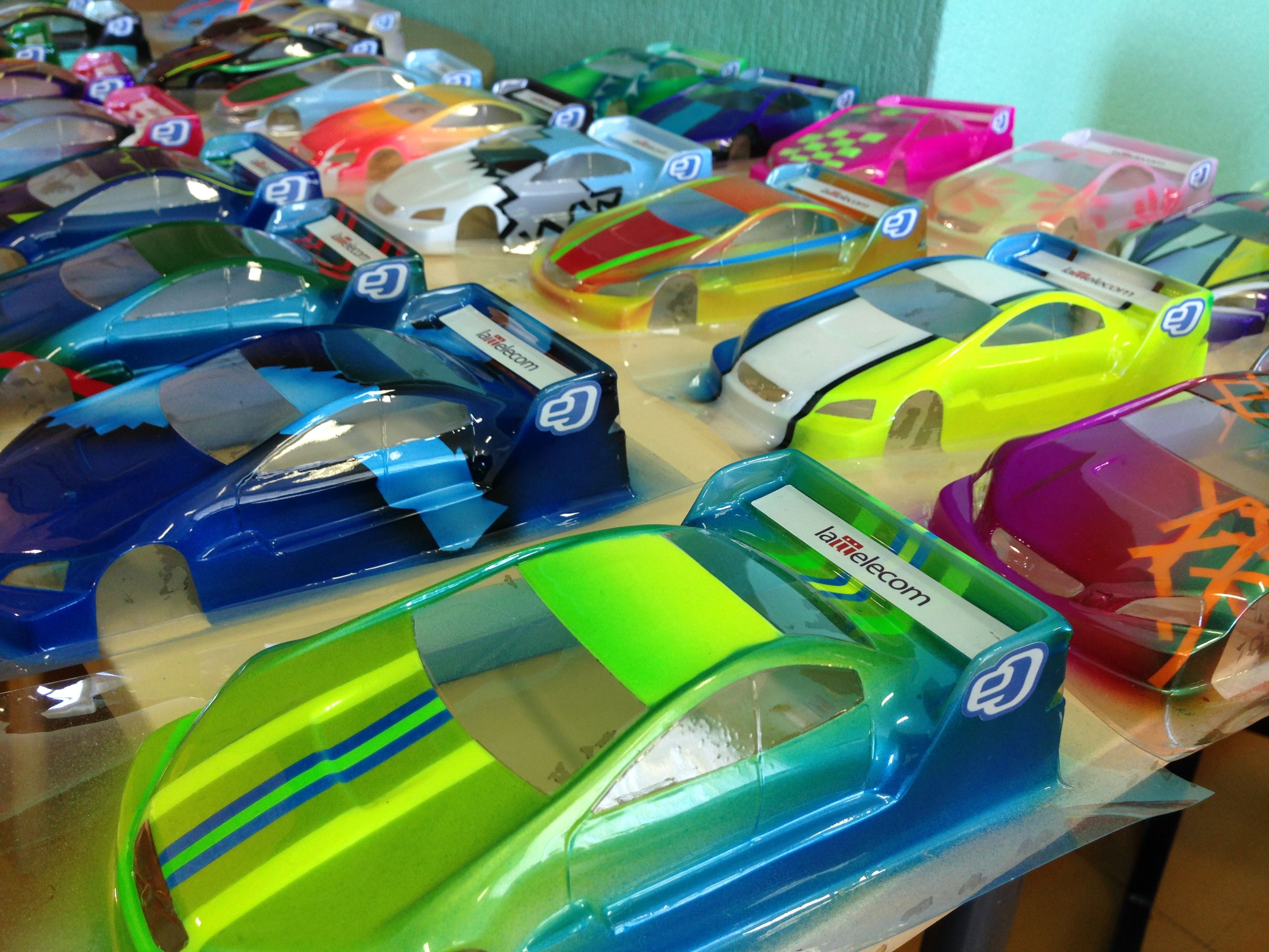 Production Car Bodies For 2014 Isra Slot Worlds In October Limbazi Latvia Slot Car Racing Slot Cars Toy Car
