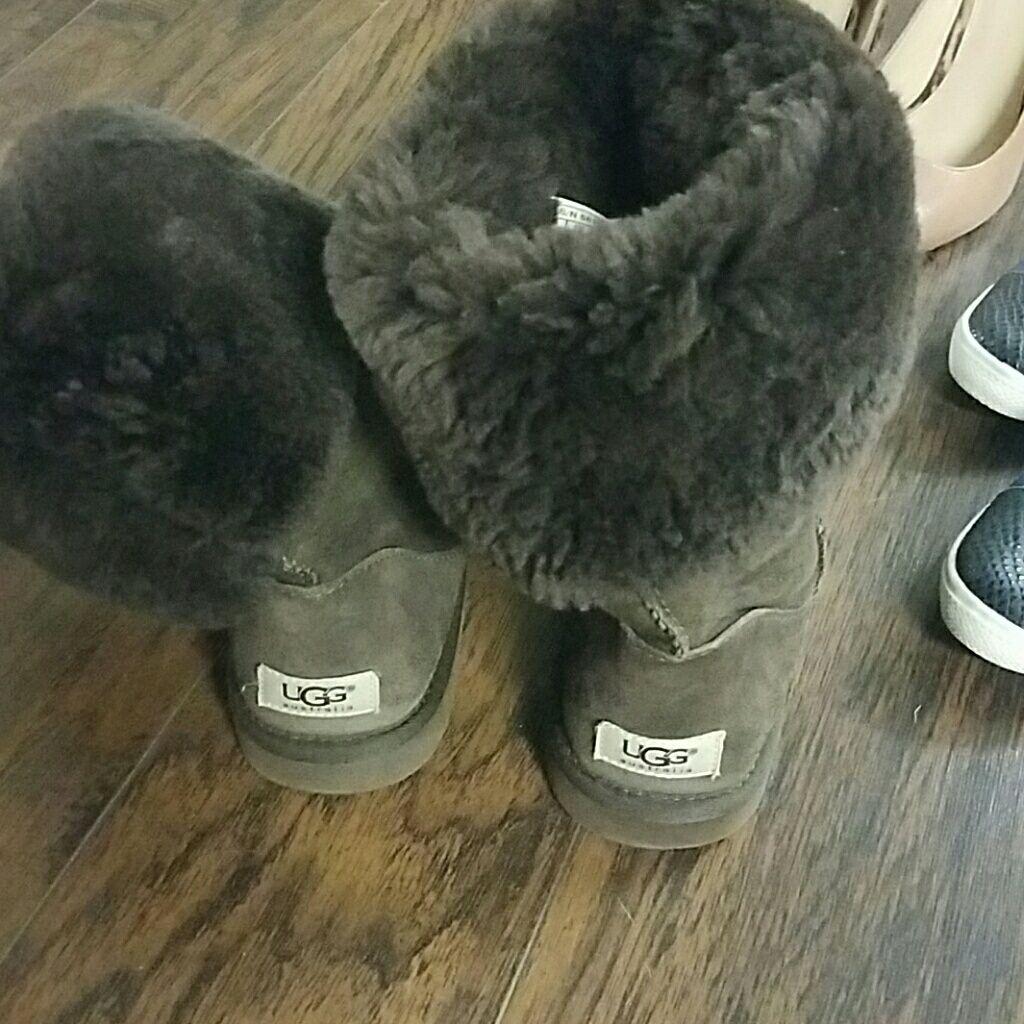 Ugg Dark Brown Boots