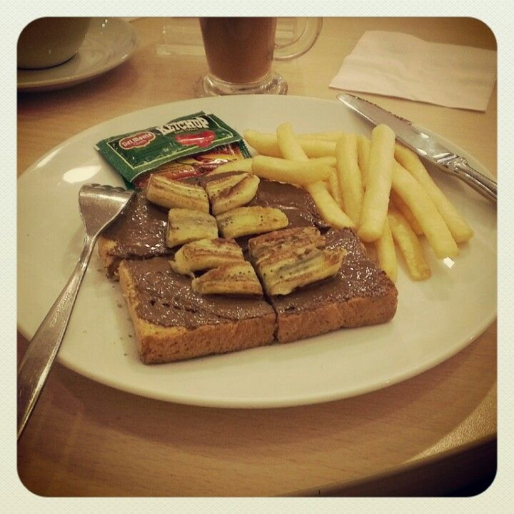 #lapar #food #yummy #toast