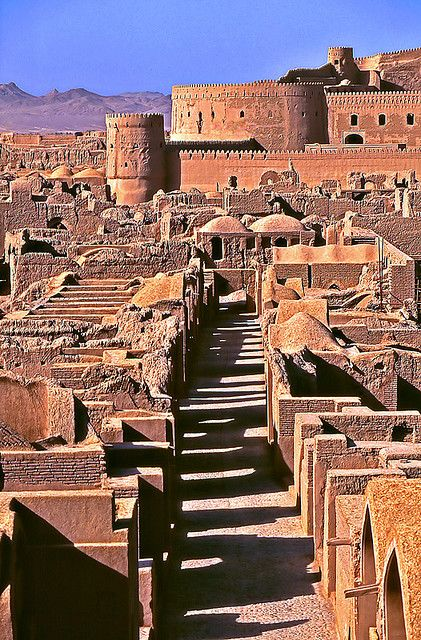 Ir04-22  Ancient Architecture  Iran, World Heritage -1771