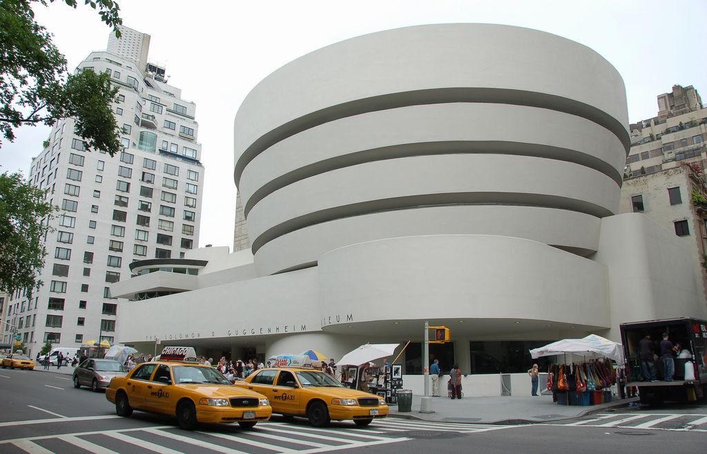 Guggenheim Museum New York City New York City City New York
