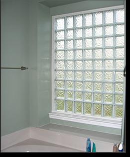 Gentil Glass Block Window In Shower | Glass Block Bathroom Windows In St. Louis,  Privacy Glass Windows
