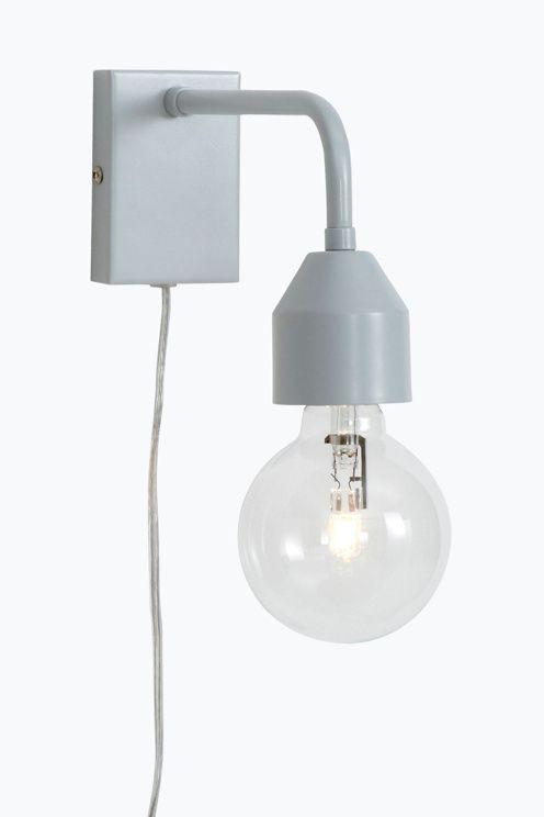 Ellos Home Vegglampe Time