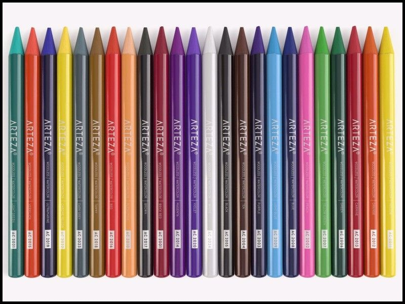 Lovely Cost Of Colored Pencils