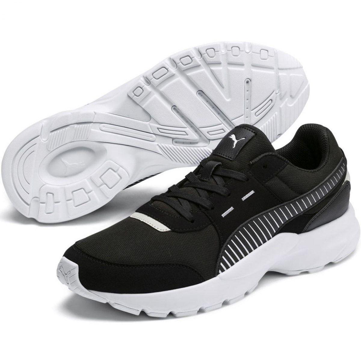 Treningowe Bieganie Sport Puma Czarne Buty Biegowe Puma Future Runner M 368035 01 Puma Running Shoes Running Shoes Design Running Shoes