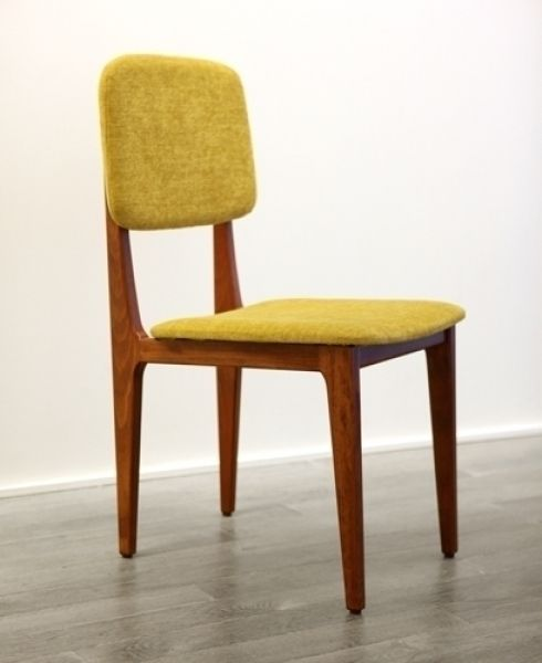 chaise amol jaune with chaise scandinave moutarde