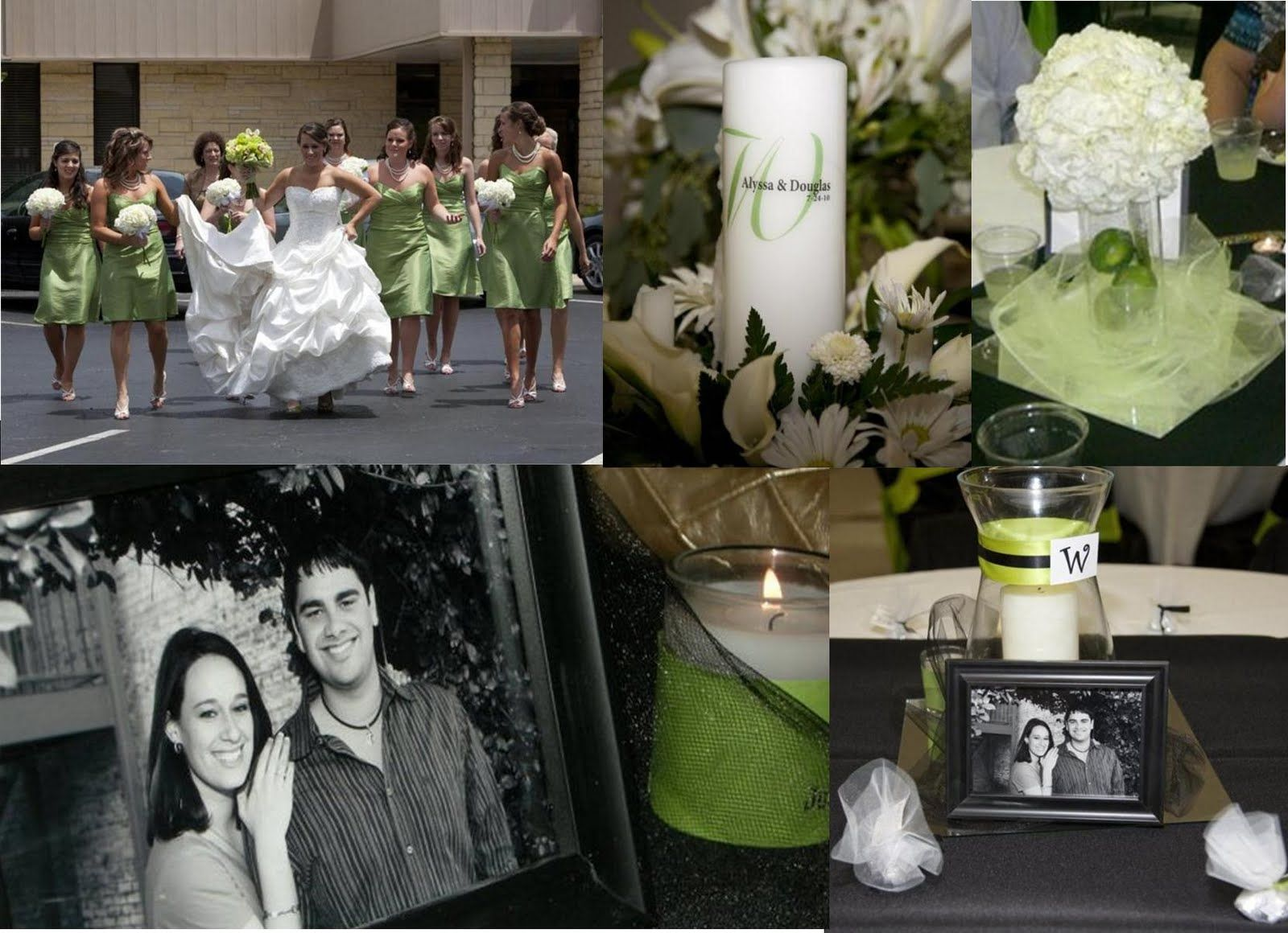 Lime Green And Black Wedding Theme Sumaiyyas Blog Black And Lime