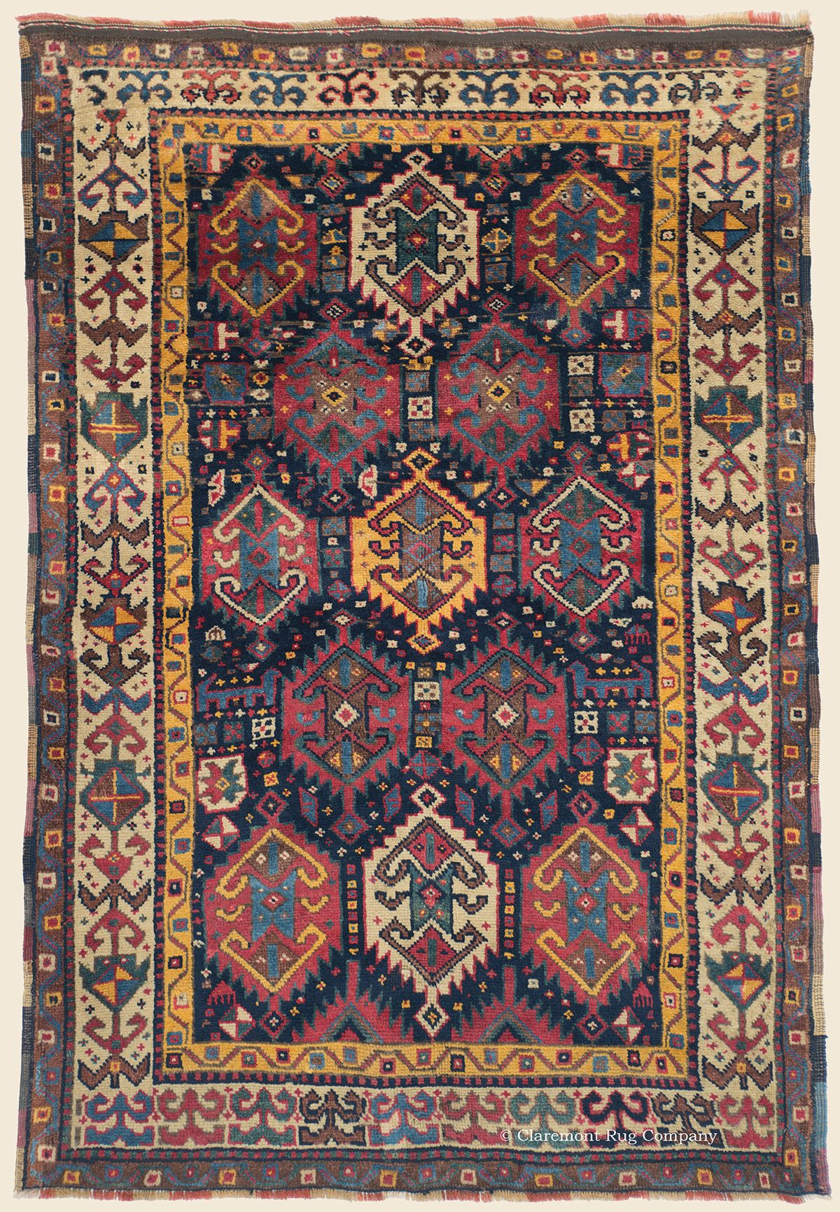 Exquisite 19th Early 20th Century Rugs From Tribal Rugs To City Oversize Carpets Elite San Francisco Bay A Colorful Rugs Rainbow Rug Antique Persian Carpet