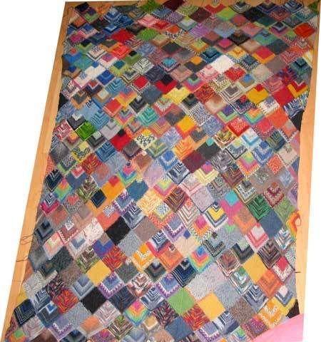 Restedecke fr schulz stricken patchworkdecke stricken for Decken streichen leicht gemacht