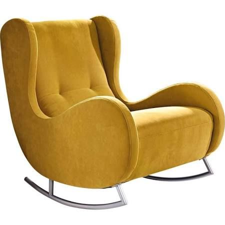 Wingback Rocking Chair Cape Town Beach Sand Xxl Sessel Gelb - Google-suche | Living