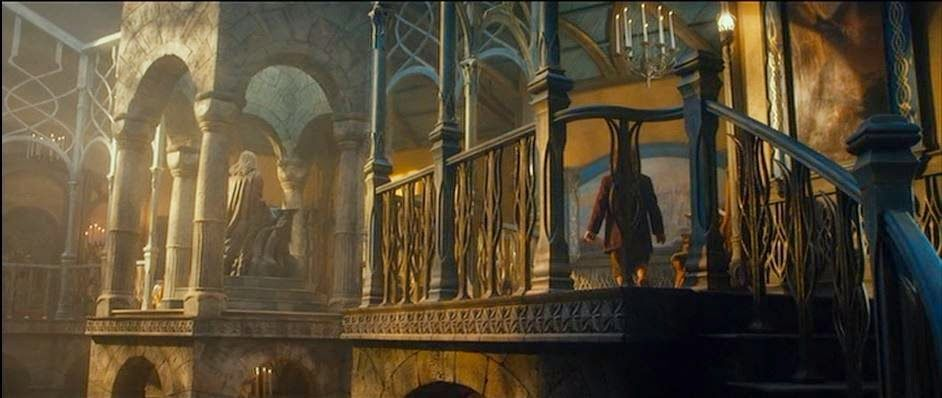 Rivendell Interior With Images Art Through The Ages Types Of