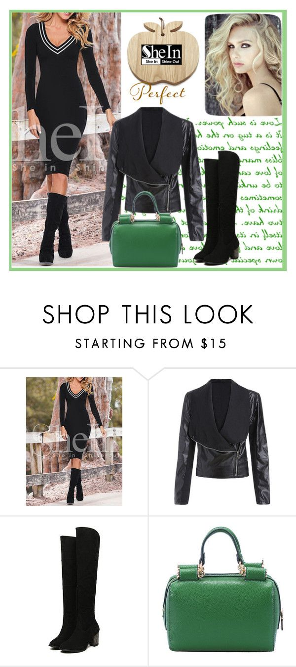 """s7"" by ena-ena ❤ liked on Polyvore featuring мода, Crate and Barrel, Sheinside, polyvoreeditorial, PolyvoreMostStylish и shein"