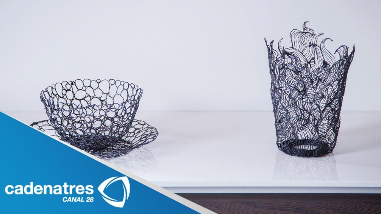 Empresa Crea Lix Lapiz Que Permite Dibujar En El Aire Lapiz Crear En El Aire