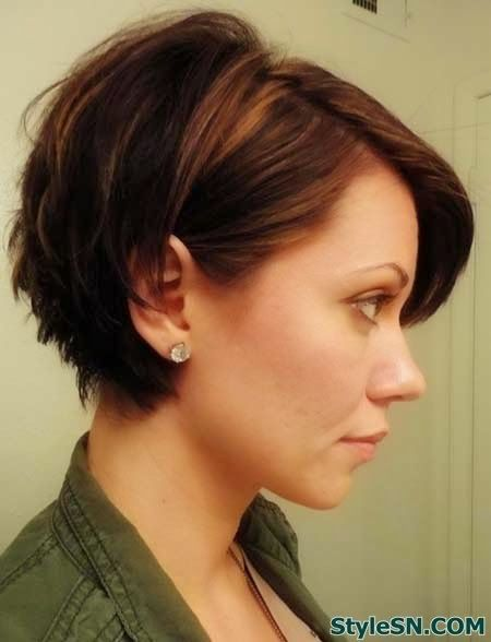 Love The Hair Behind The Ear But What Than Means Is That My Length Would Have To Be Long Enough T Short Hair Styles Cute Hairstyles For Short Hair Hair Styles